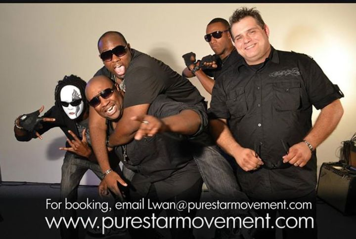 Pure Star Movement Tour Dates