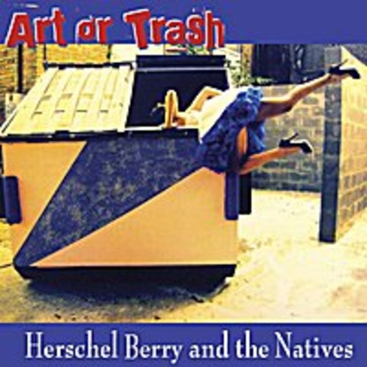 Herschel Berry and the Natives Tour Dates