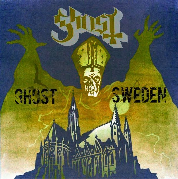 Ghost Sweden Tour Dates