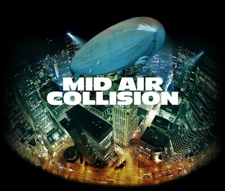 Mid Air Collision Tour Dates