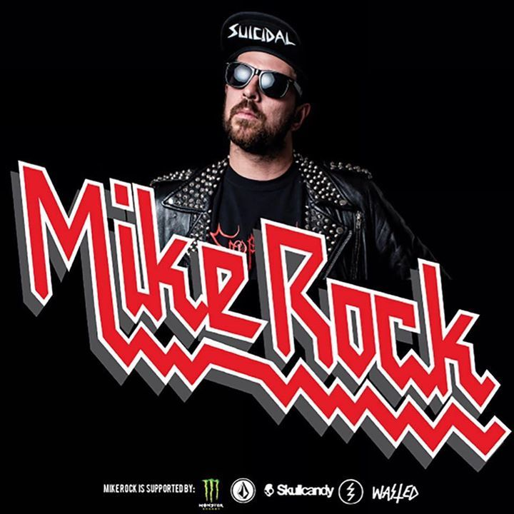 DJ MIKE ROCK Tour Dates