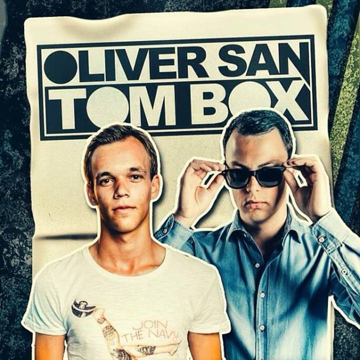 Oliver San & Tom Box Tour Dates