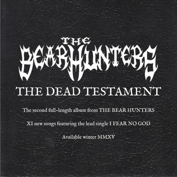 The Bear Hunters Tour Dates