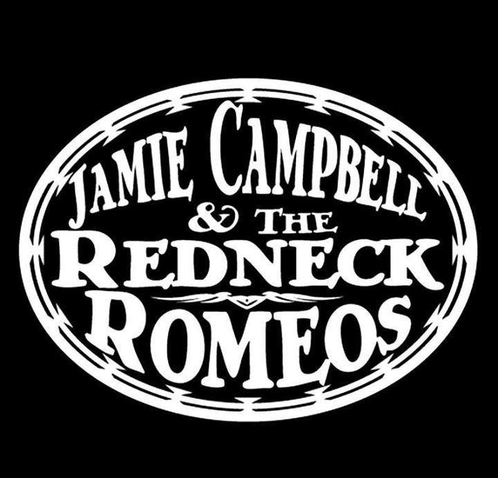 Jamie Campbell & The Redneck Romeos Tour Dates