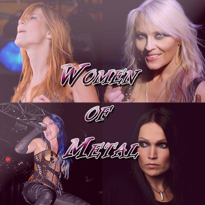 Women Of Metal Tour Dates