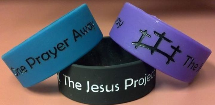 The Jesus Project Tour Dates
