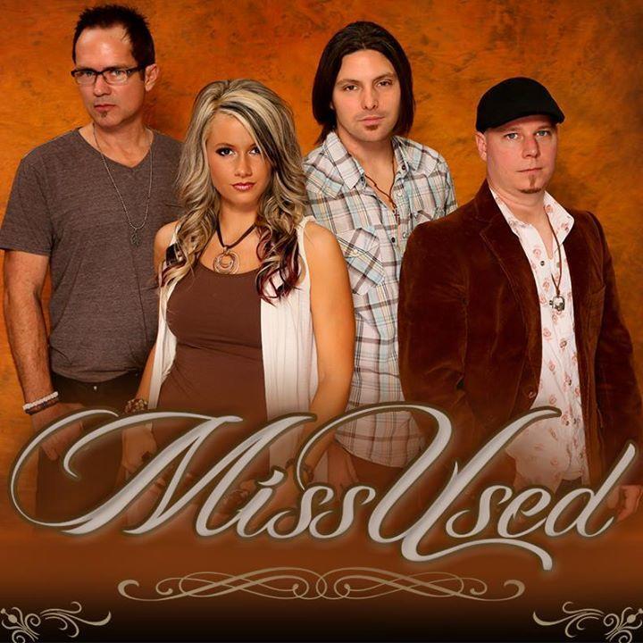 MissUsed Tour Dates
