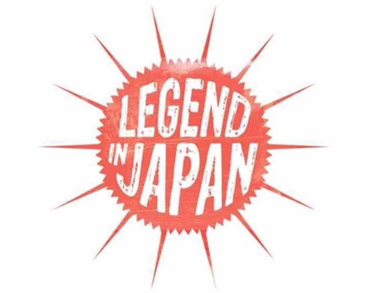 Legend In Japan Tour Dates
