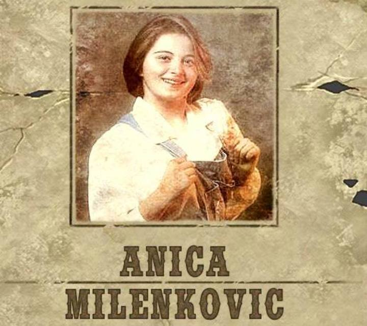 Anica Milenkovic-ΘRIGINAL FUN PAGE Tour Dates