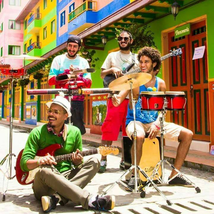 Funk-cho y el Caribefunker Tour Dates