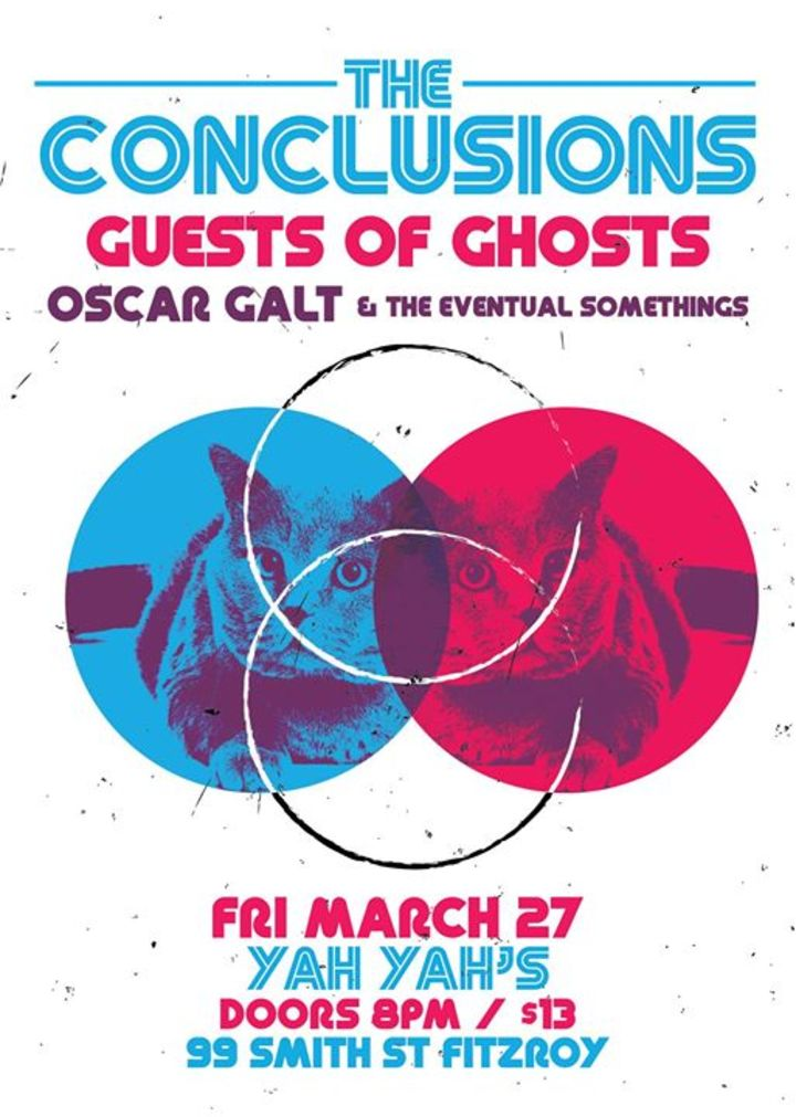 GUESTS OF GHOSTS Tour Dates