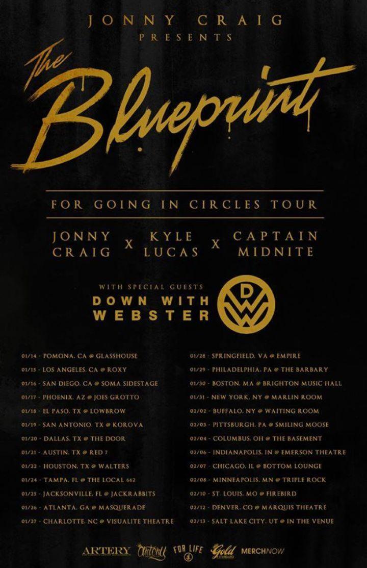 Faith and Fiction Tour Dates