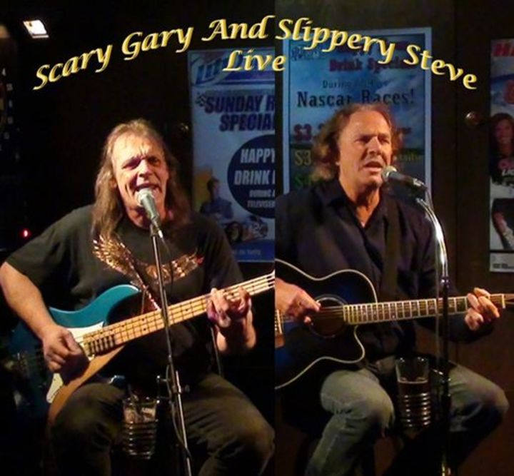 Slippery Steve and Scary Gary Tour Dates
