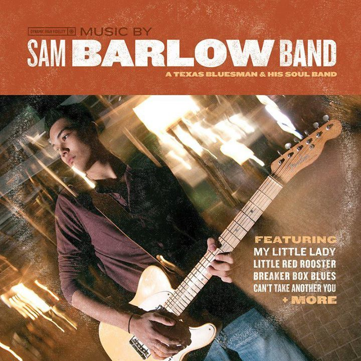 Sam Barlow Band Tour Dates