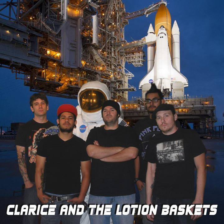 Clarice and the Lotion baskets Tour Dates