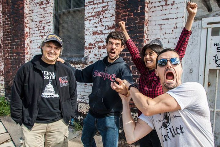Propagandhi Tour Dates