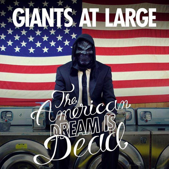 Giants at Large Tour Dates