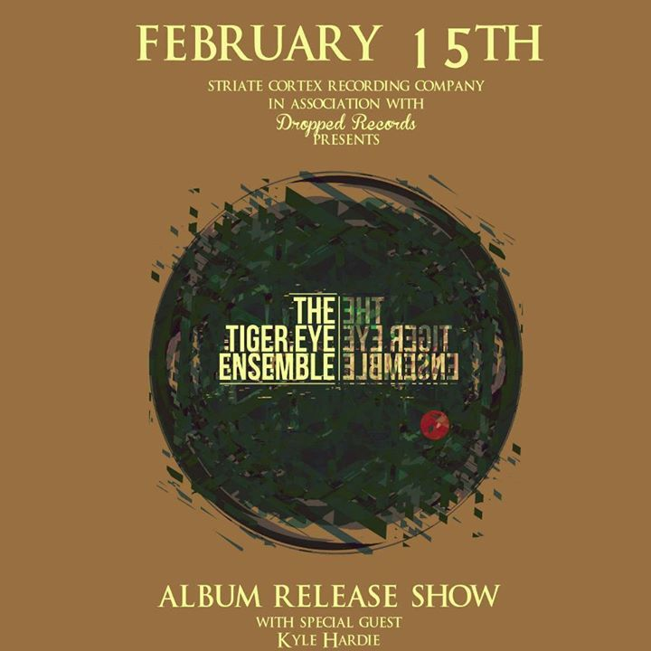 The Tiger Eye Ensemble Tour Dates