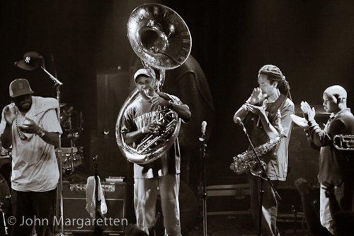 Rebirth Brass Band @ Nolafunk Crawfish & Music Fest - New York, NY