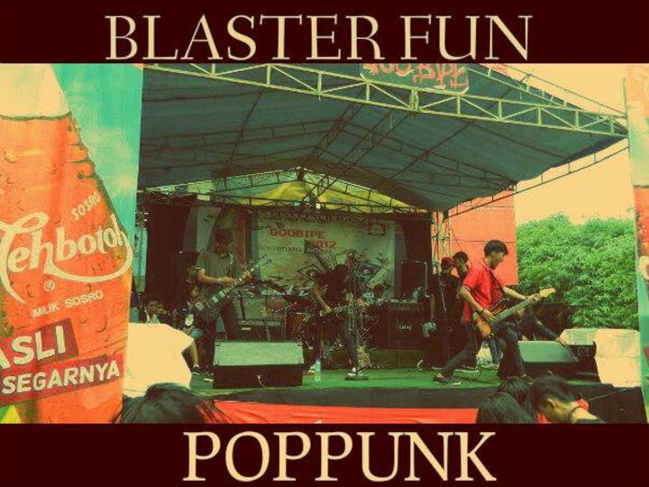 BLASTER FUN Tour Dates