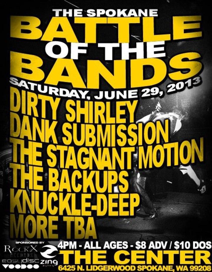 Knuckle-Deep Tour Dates