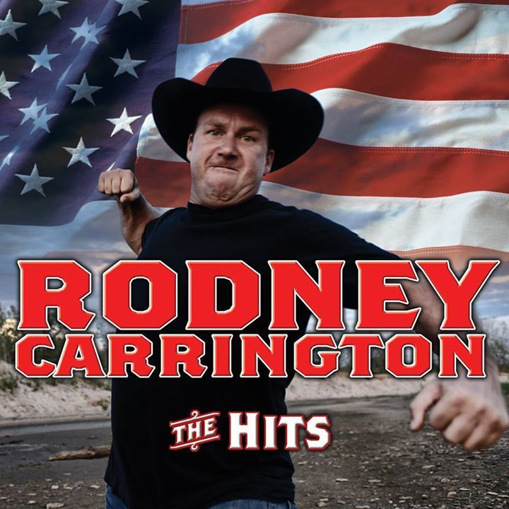 Rodney Carrington @ Paramount Theatre-Iowa - Cedar Rapids, IA