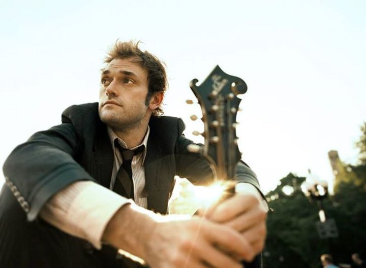 Chris Thile @ Hearst Greek Theatre  - Berkeley, CA