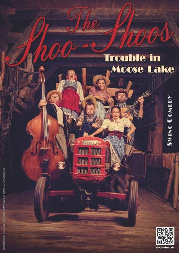 The Shoo-Shoos Tour Dates