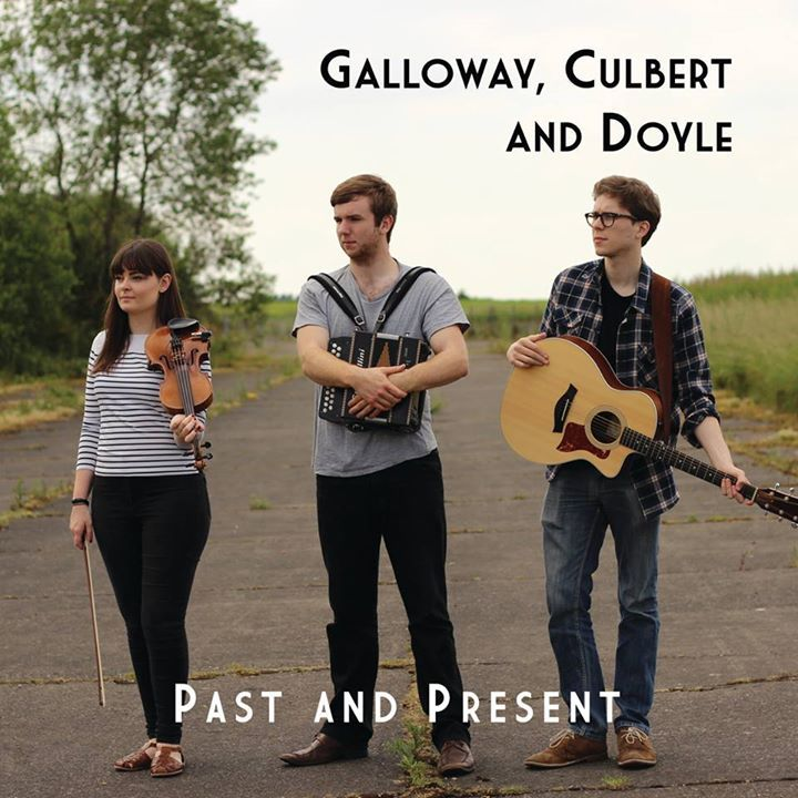 Galloway, Culbert and Doyle Tour Dates