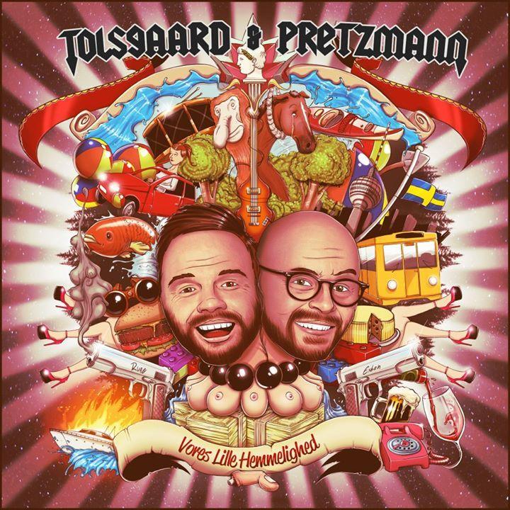 Tolsgaard og Pretzmann Tour Dates