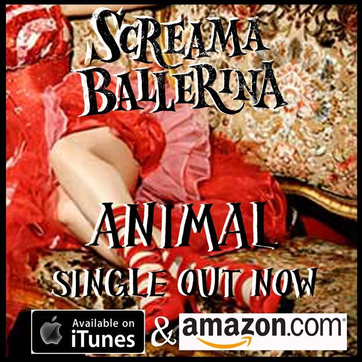 Screama Ballerina Tour Dates