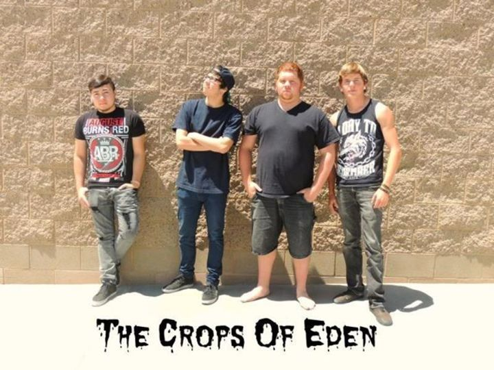 The Crops of Eden Tour Dates