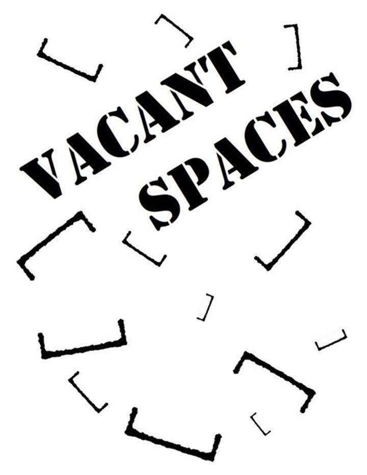 Vacant Spaces Tour Dates