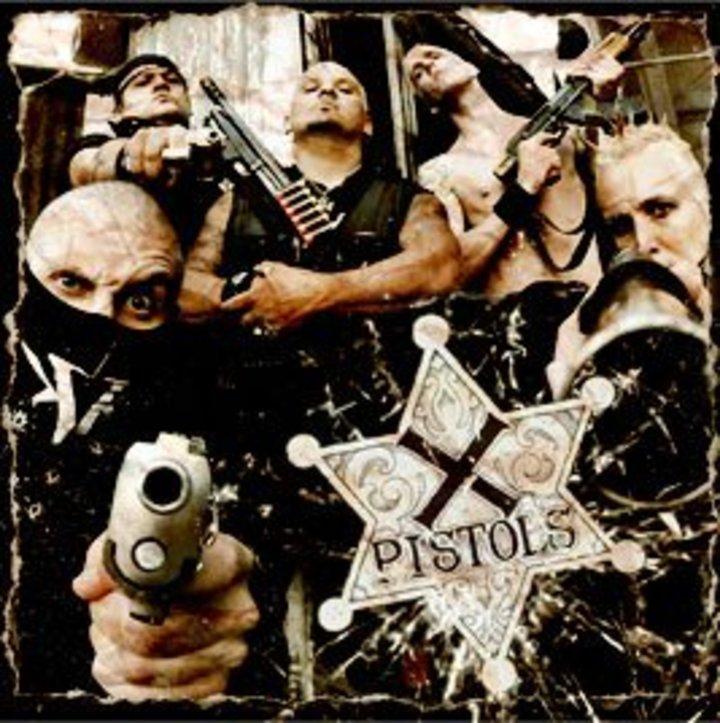 X Pistols Tour Dates