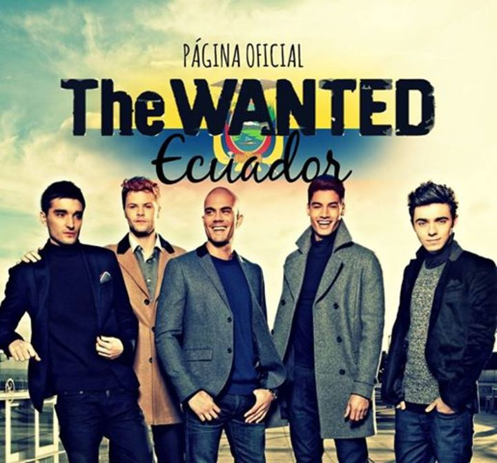 The Wanted (Ecuador) Tour Dates