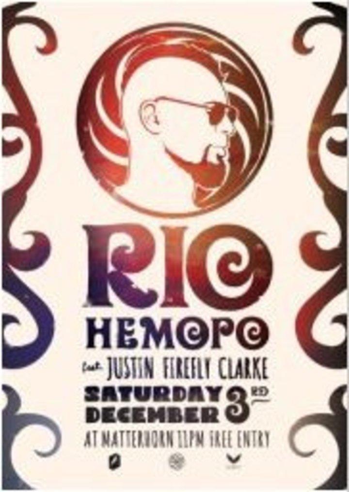 Rio Hunuki Hemopo Tour Dates