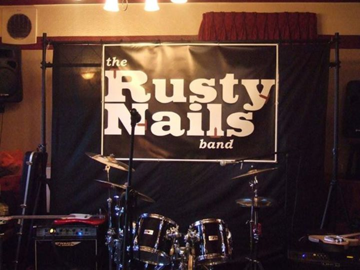 Rusty Nails Band Tour Dates