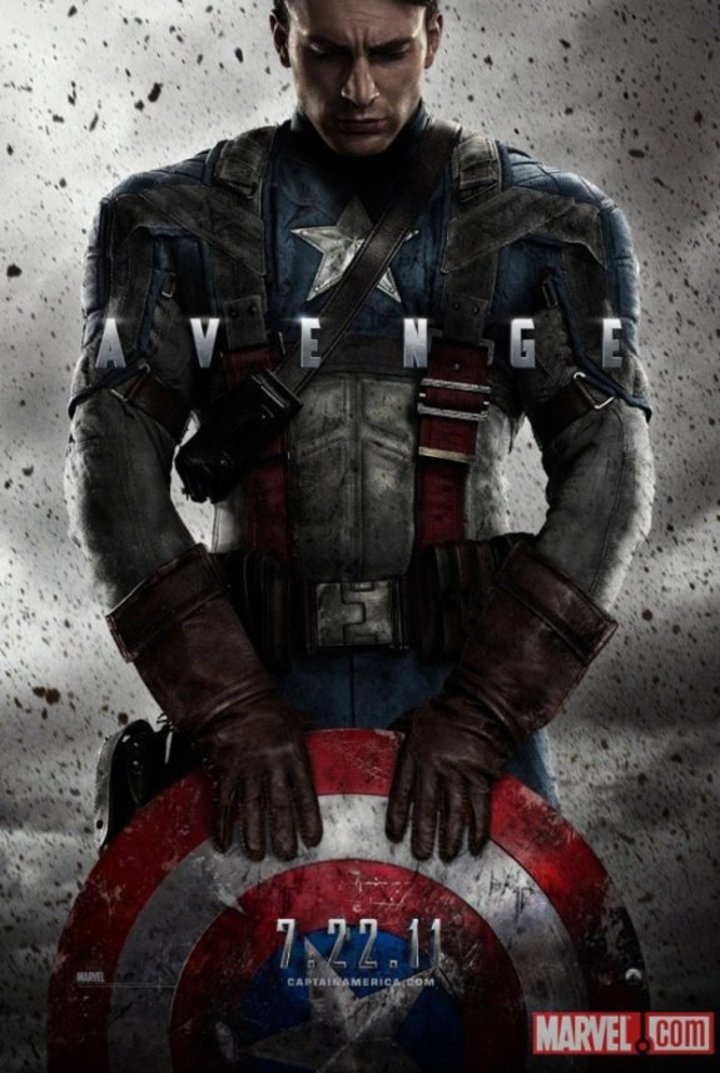 Captain America Tour Dates