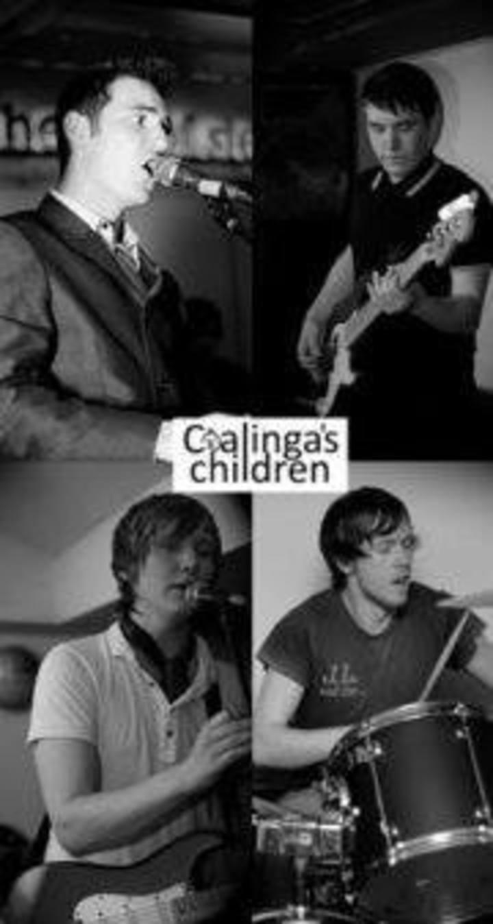 Coalinga's Children Tour Dates