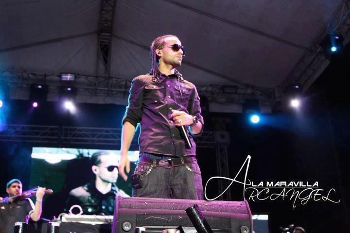 Arcangel prraaa Tour Dates