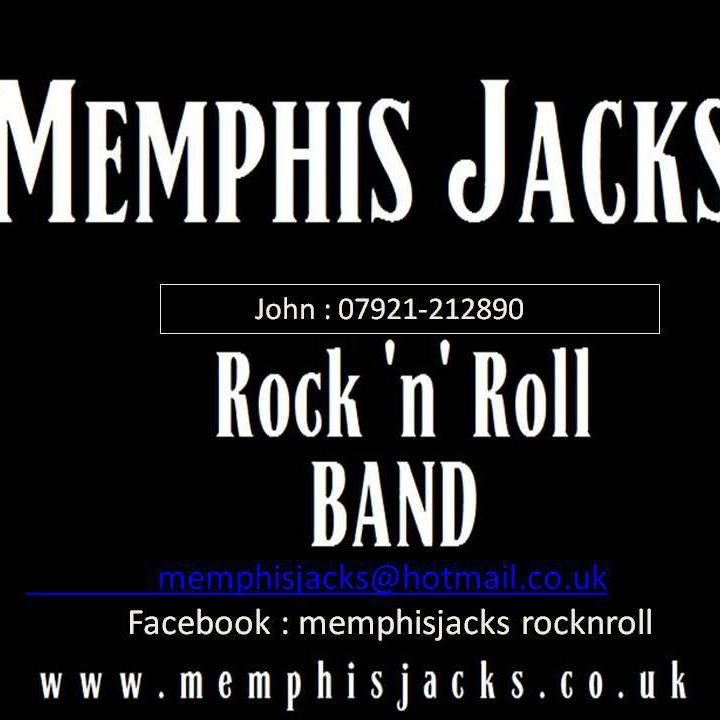 Memphis Jacks RocknRoll Tour Dates