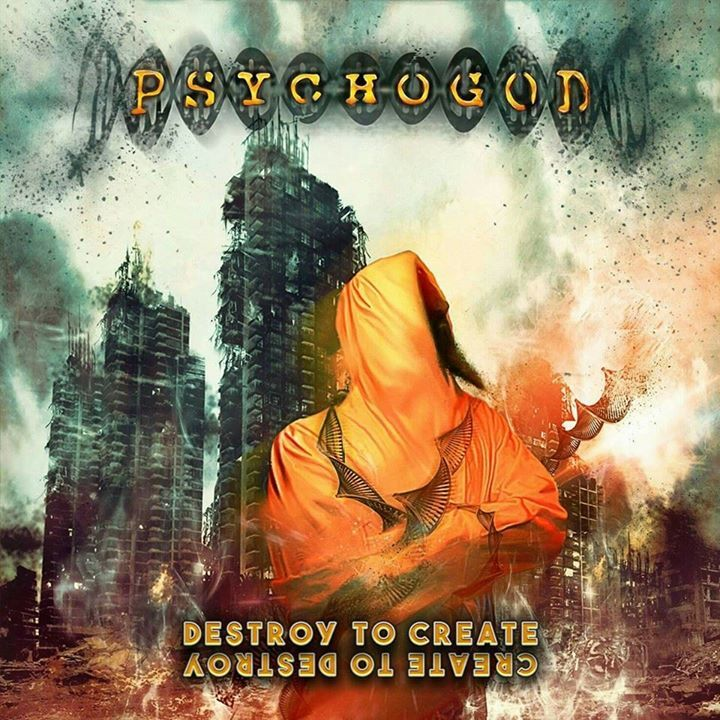 PSYCHOGOD Tour Dates