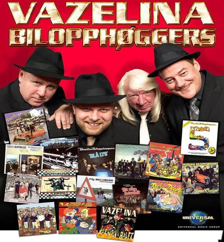 Vazelina Bilopphøggers Tour Dates