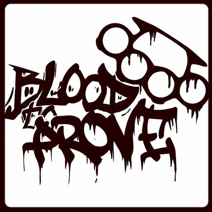 Blood To Prove Tour Dates