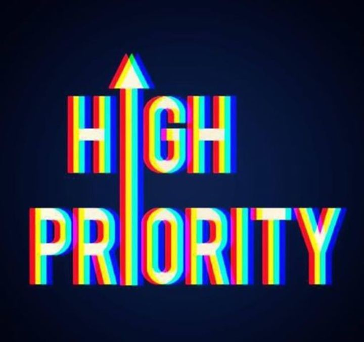 High Priority Tour Dates