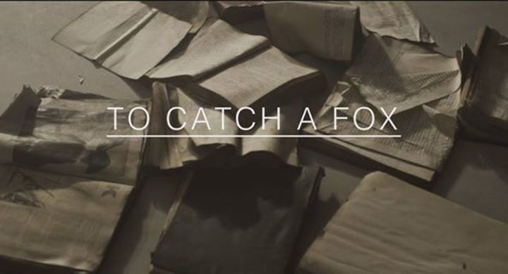 To Catch A Fox Tour Dates