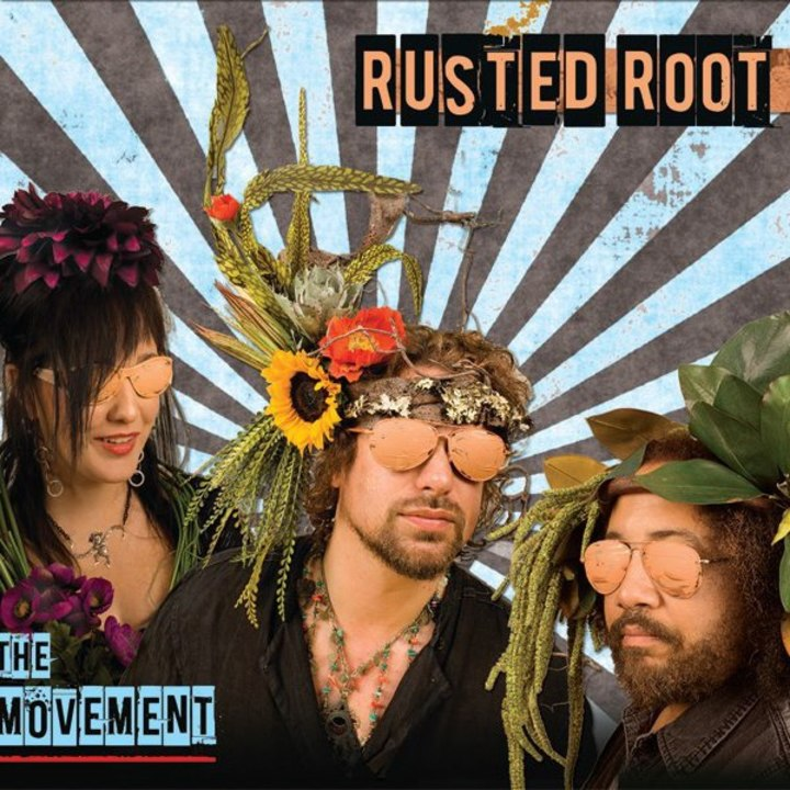 Rusted Root @ Tupelo Music Hall - Derry, NH