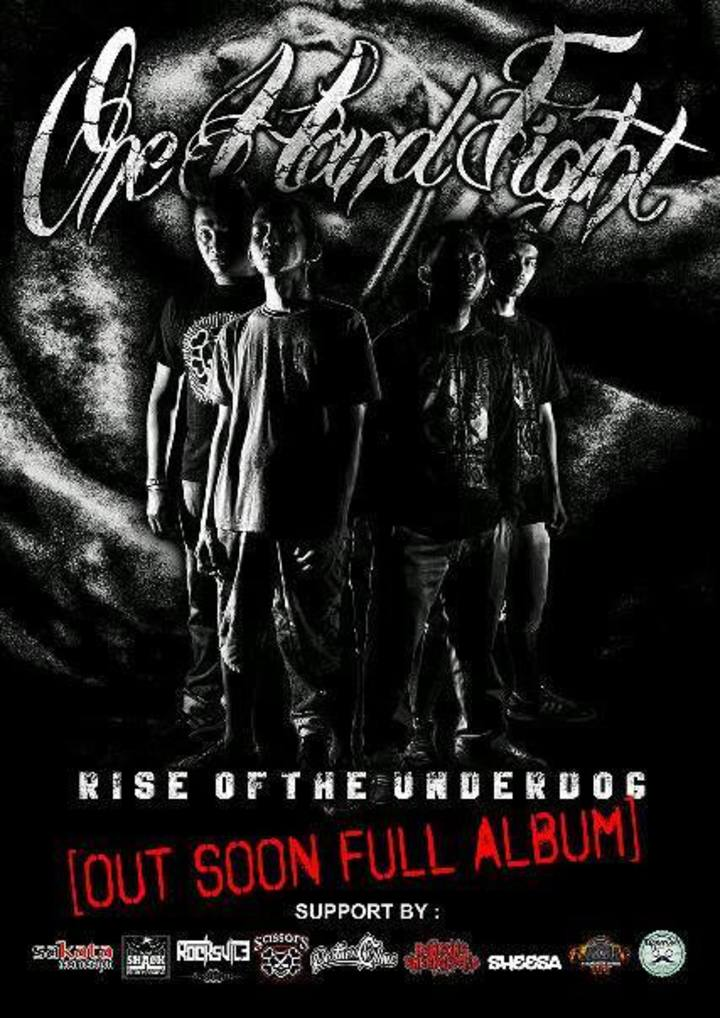 ONE HAND FIGHT (Official) Tour Dates