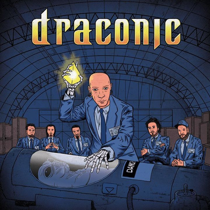 Draconic Tour Dates