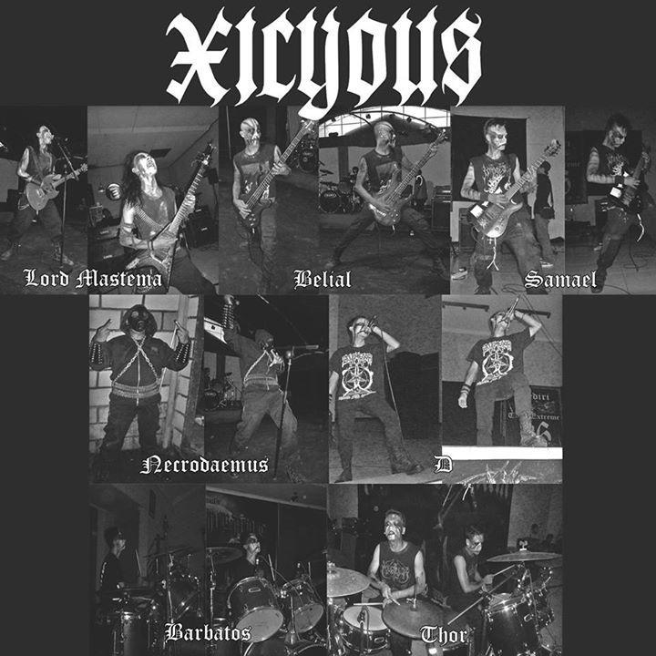 XICYOUS Tour Dates